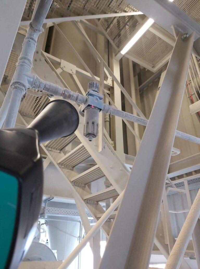 Read more about the article Badanie instalacji sprężonego powietrza pod względem nieszczelności
