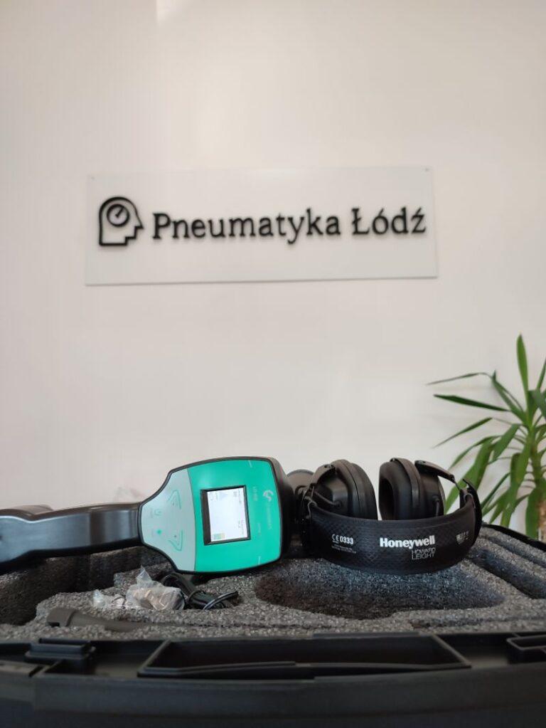 Read more about the article Urządzenie do ultradźwiękowej detekcji sprężonego powietrza oraz próżni